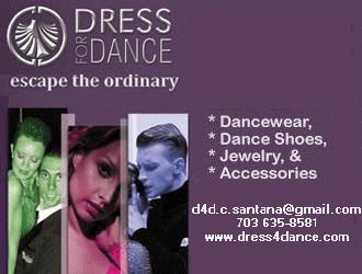 DRESS 4 DANCE